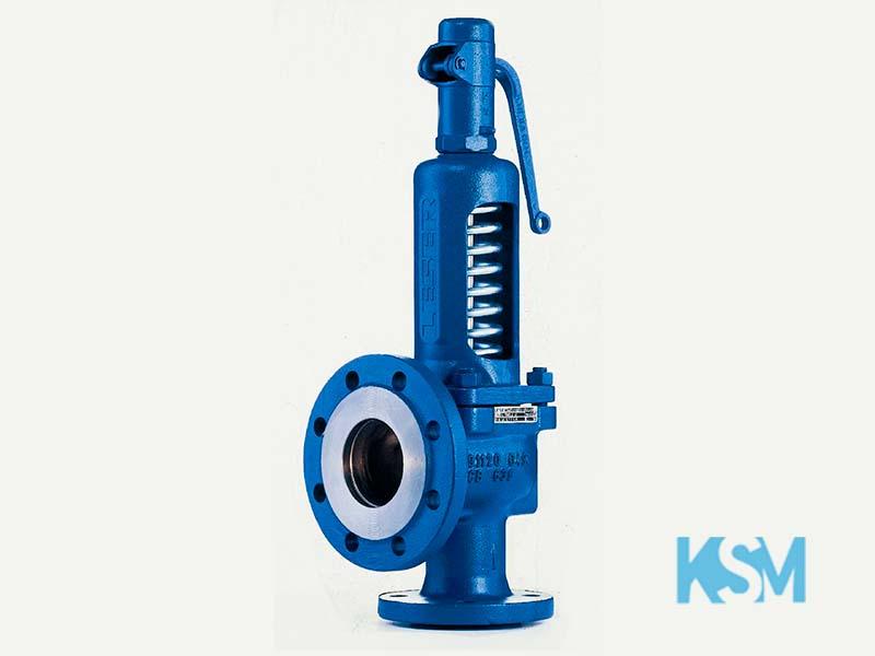 Calibração de válvulas industriais